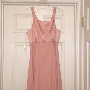 Dresses & Skirts - Jim Hjeim blush formal dress